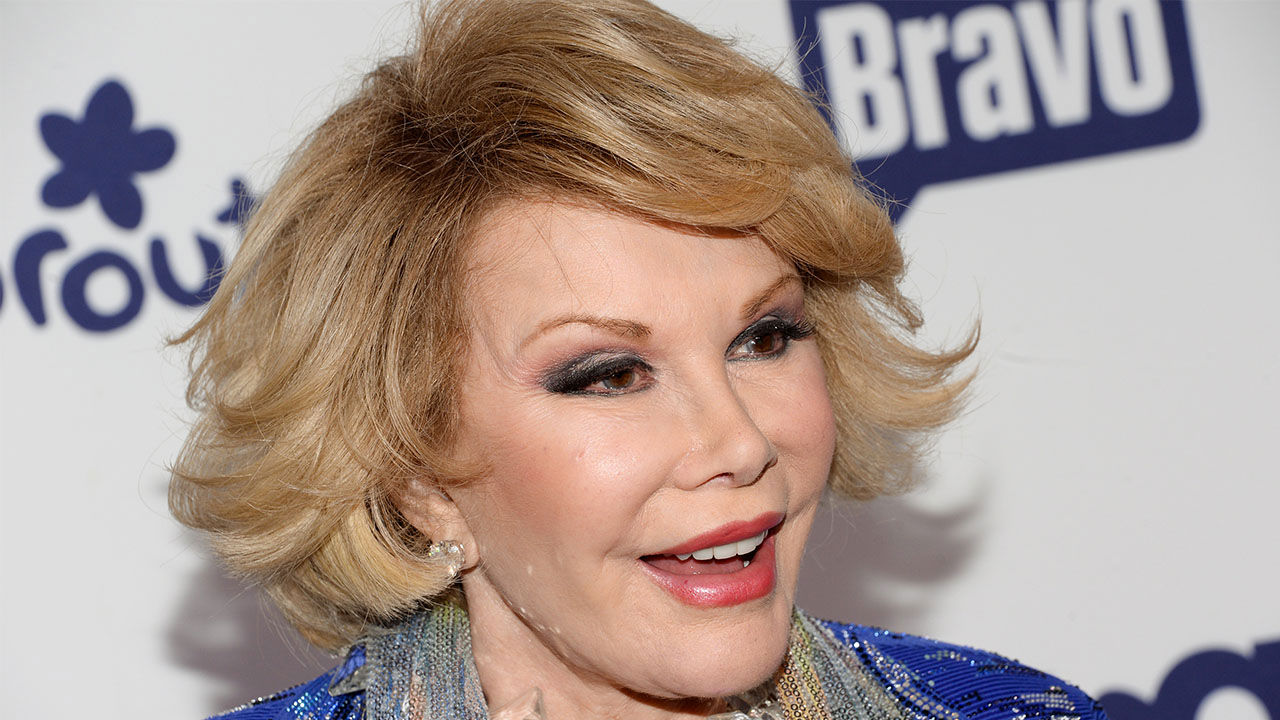 5 of Joan Rivers greatest appearances on television | abc7ny.com
