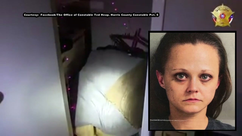Boy discovered in closet has meth in his system, investigators say