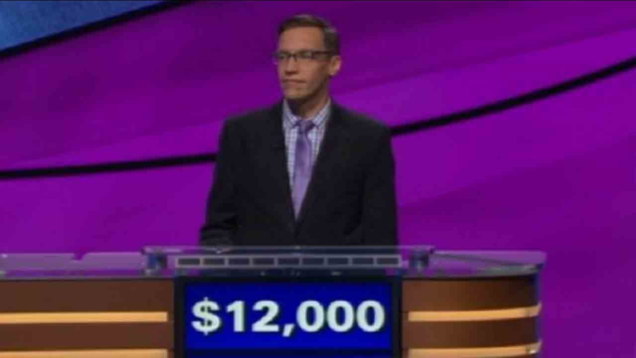 """Nick Spicher after """"Jeopardy!"""" deducted his """"winnings"""""""