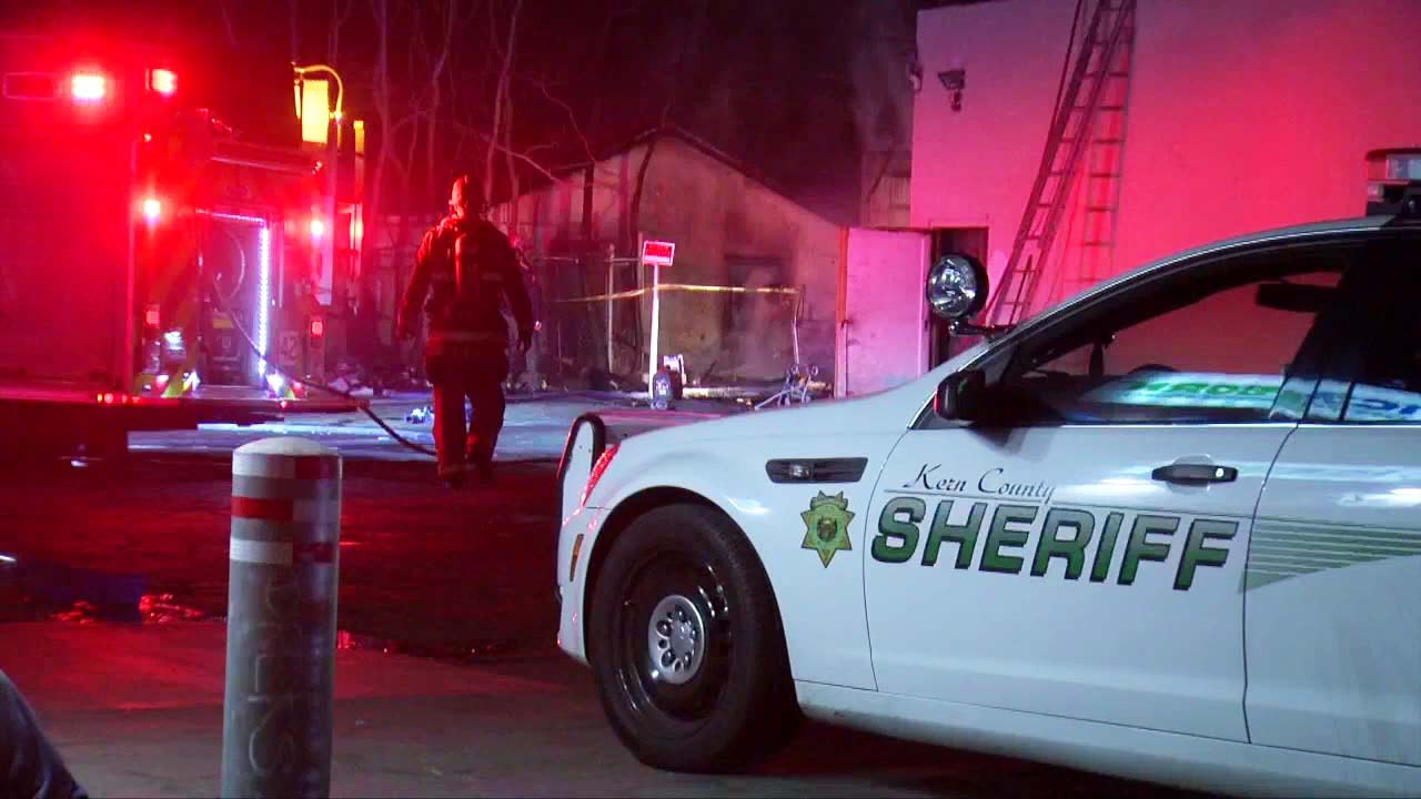 & Child living in Bakersfield storage unit dies in fire | abc13.com