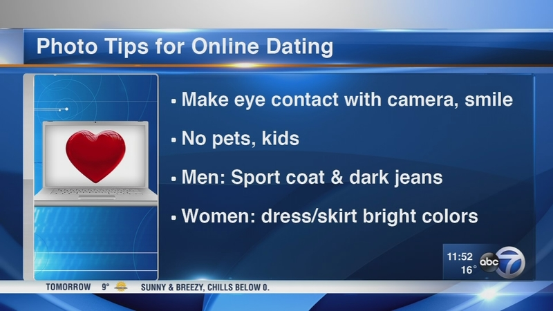 online dating no contact