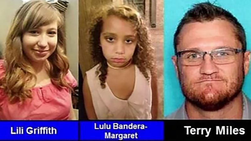 Amber Alert issued for two Round Rock girls discontinued