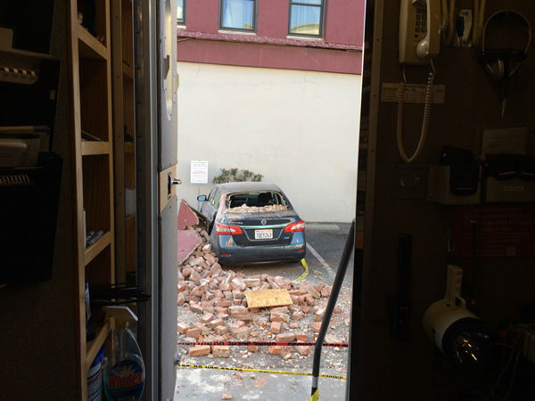 "<div class=""meta image-caption""><div class=""origin-logo origin-image ""><span></span></div><span class=""caption-text"">ABC7 News in Napa Valley to report on earthquake damage in the area. (KGO Photo/ Richard Epting)</span></div>"