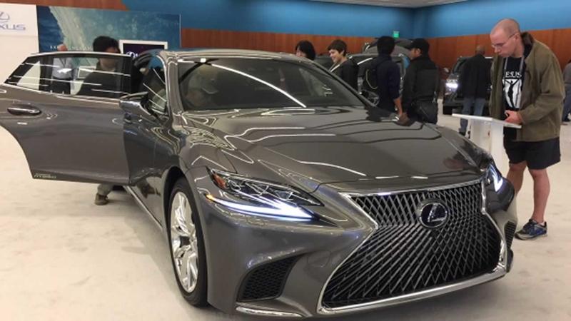 Auto Show Abcnewscom - Moscone car show