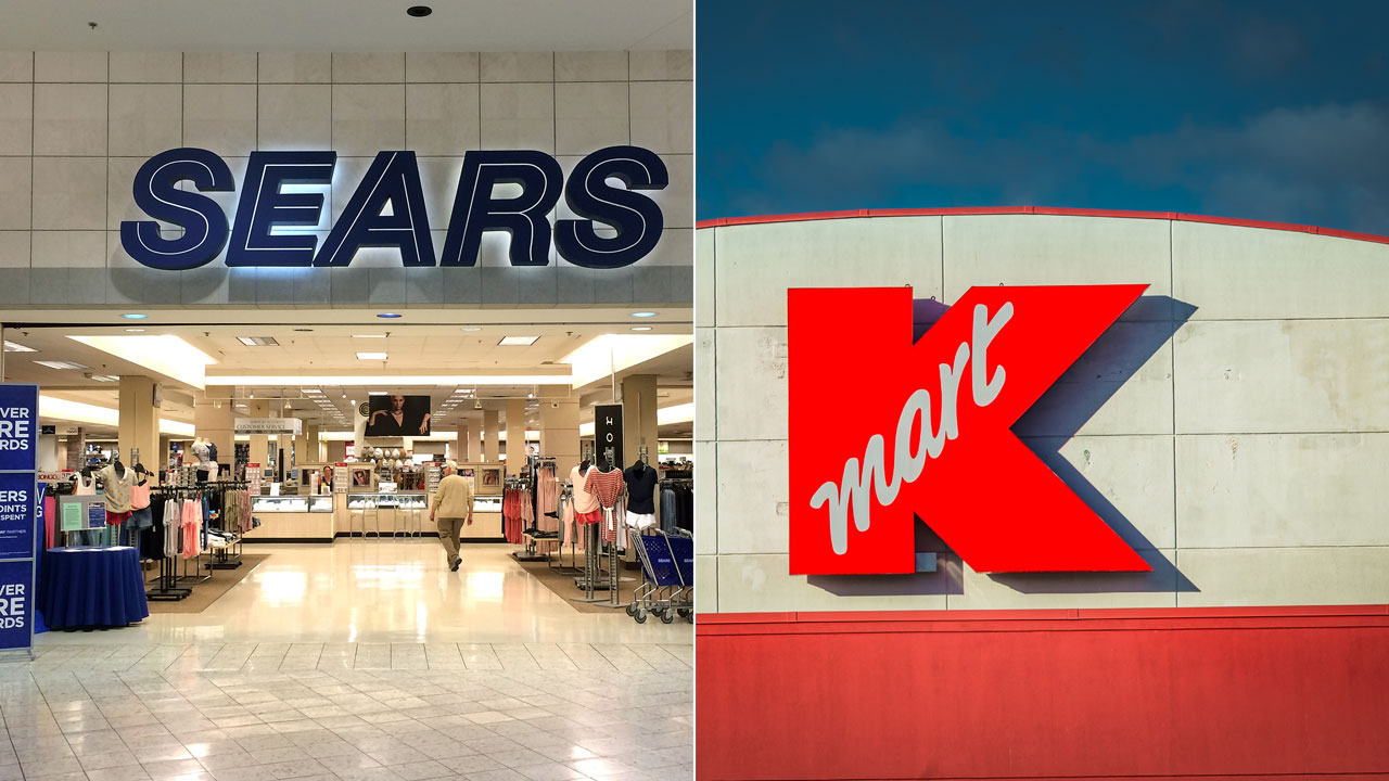 Kmart and Sears stores start liquidation sales after recent round of ...