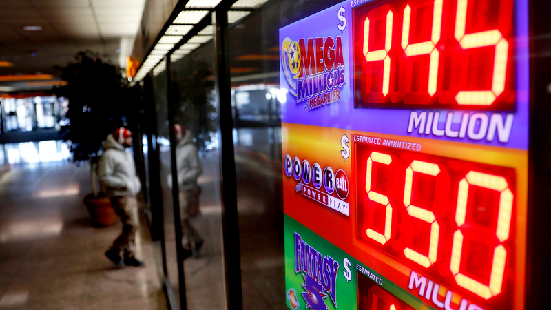 Convenience store worker reportedly stole $1M lottery ticket