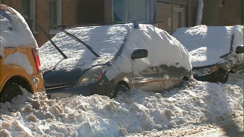 Team coverage: Cleanup after major winter storm hits NY area