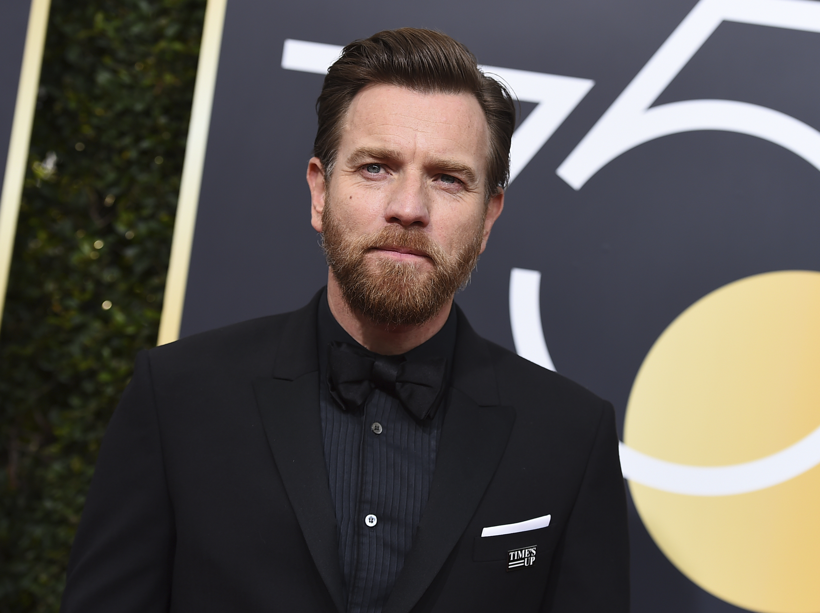 <div class='meta'><div class='origin-logo' data-origin='AP'></div><span class='caption-text' data-credit='Jordan Strauss/Invision/AP'>Ewan McGregor arrives at the 75th annual Golden Globe Awards at the Beverly Hilton Hotel on Sunday, Jan. 7, 2018, in Beverly Hills, Calif.</span></div>