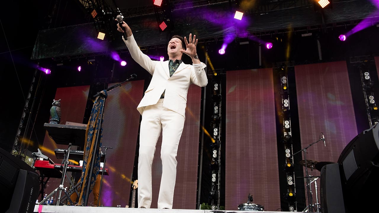 """<div class=""""meta image-caption""""><div class=""""origin-logo origin-image """"><span></span></div><span class=""""caption-text"""">Mayer Hawthorne performs on day one of the Budweiser Made in America Festival on Saturday, August 30, 2014 in Philadelphia. (Charles Sykes/Invision/AP)</span></div>"""