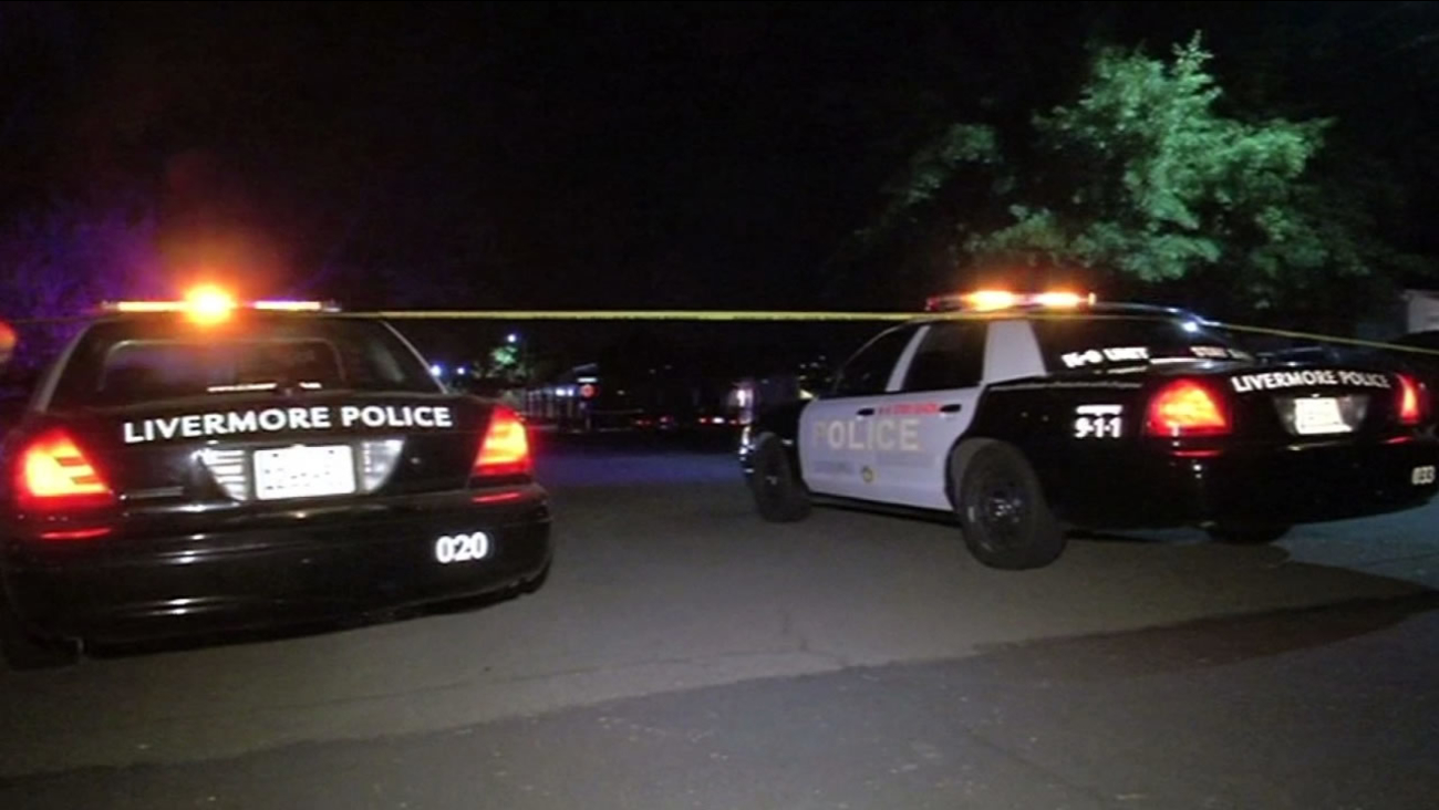 Livermore police investigate shooting at a party that left five people injured.