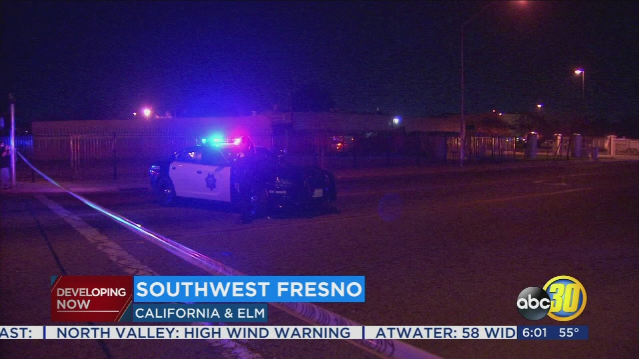 17 year old shot and killed in southwest fresno