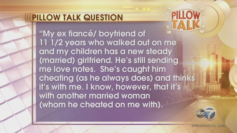 Pillow Talk: It's Not Me!