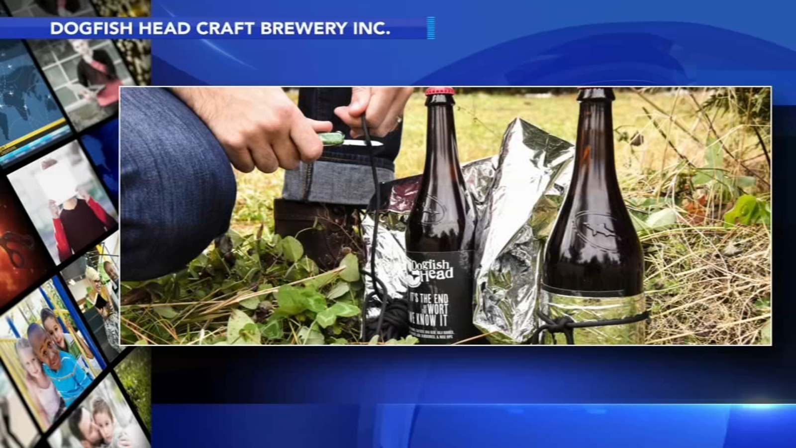 45 Bottle Of Dogfish Head Survival Beer Comes With