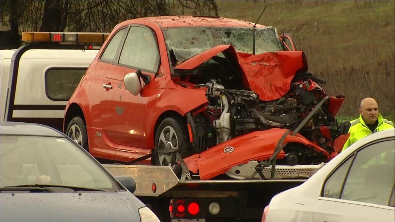 Fatal crash near Palo Alto causing major traffic delays in