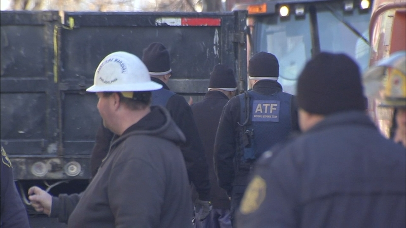 ATF joins investigation into blaze that left firefighter dead
