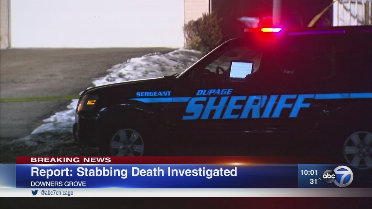 Police: Death investigation underway in Downers Grove   abc7chicago.com