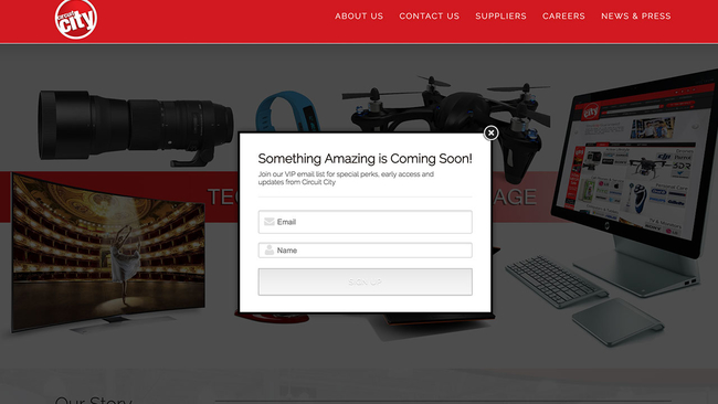 Going Bankrupt Circuit City Announces February Relaunch Enlists IBM Watson As Shopping Assistant