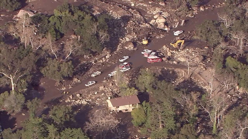 Names Of Montecito Mudslide Victims Released Abc7 Los Angeles