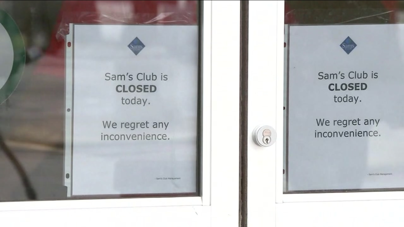 4 Texas Sam\'s Clubs, 3 in Houston area, close down suddenly   abc13.com