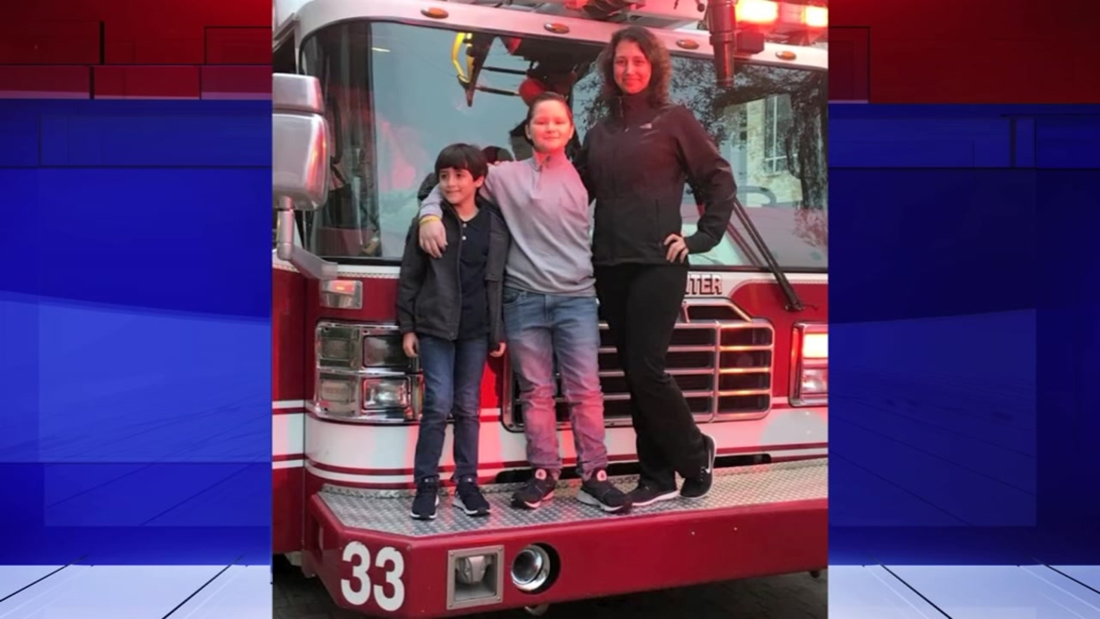Boy With Cancer Becomes Honorary Houston Firefighter