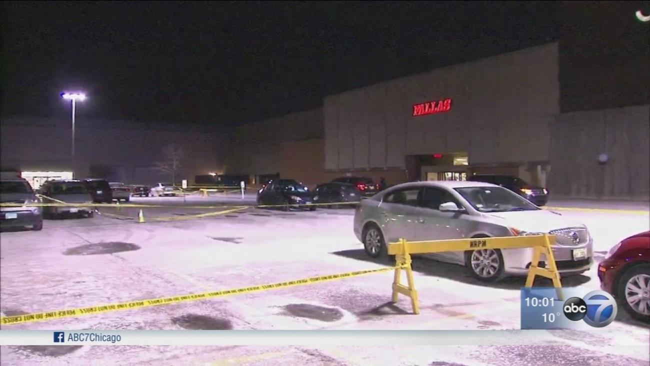 Woman Killed 14 Year Old Girl Wounded In North Riverside Mall