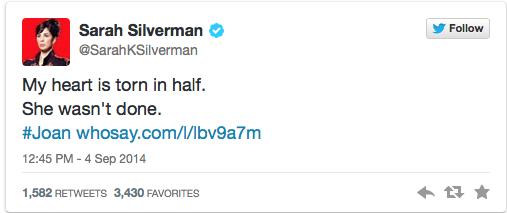 "<div class=""meta image-caption""><div class=""origin-logo origin-image ""><span></span></div><span class=""caption-text"">Sarah Silverman (Sarah Silverman / Twitter)</span></div>"