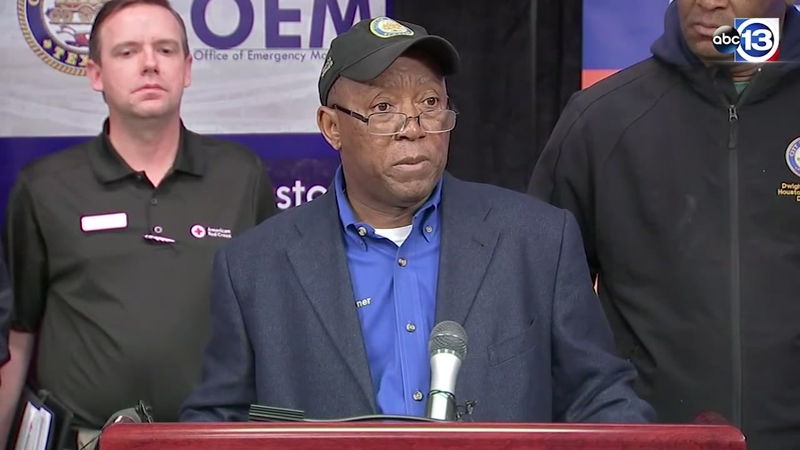 Mayor Turner gives update on weather and road conditions
