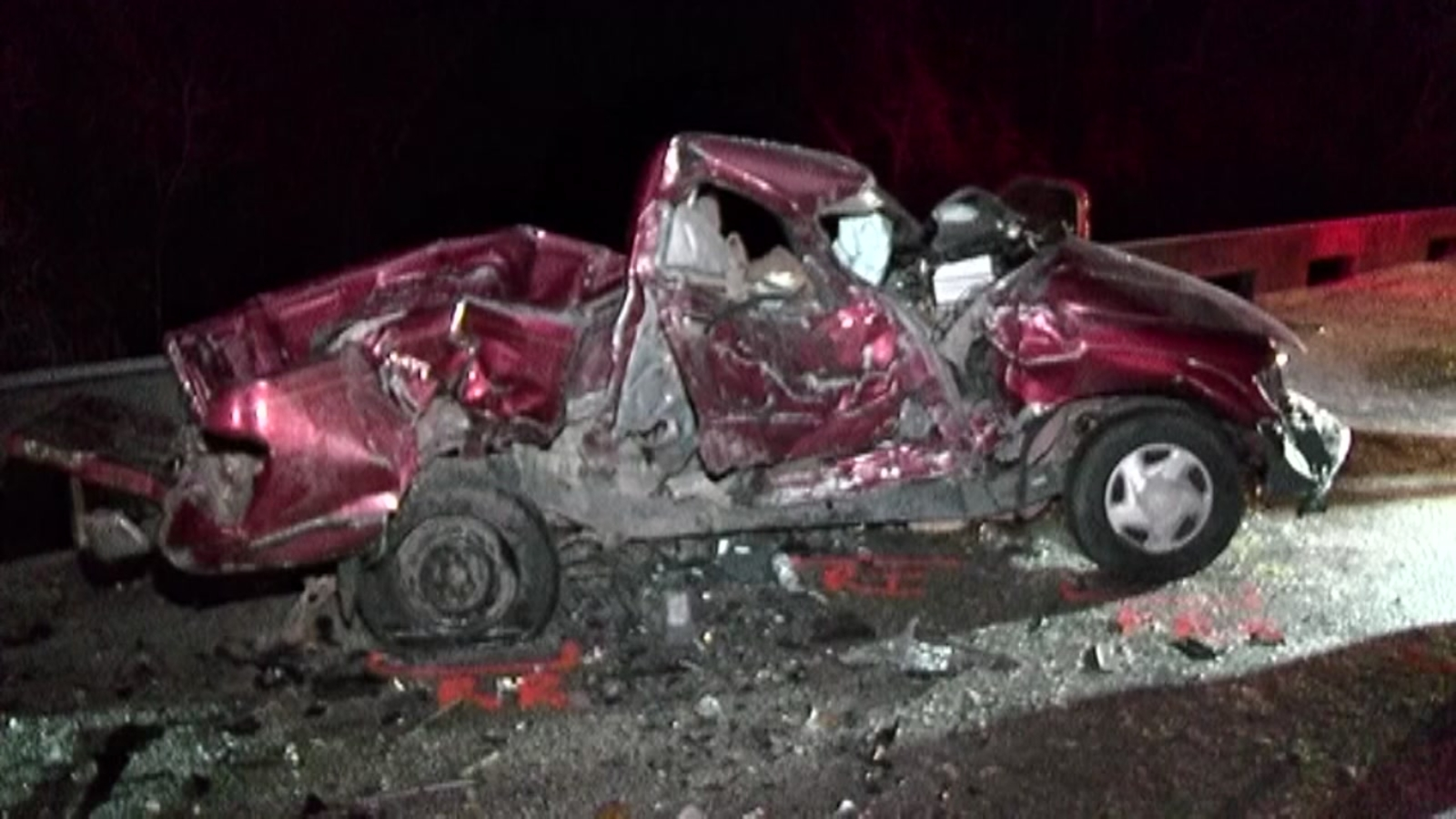 Deadly accident in Montgomery County
