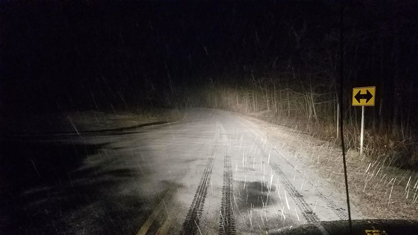 "<div class=""meta image-caption""><div class=""origin-logo origin-image none""><span>none</span></div><span class=""caption-text"">Snow falling near Person County, Granville County line (Credit: Anthony Ray Latta)</span></div>"