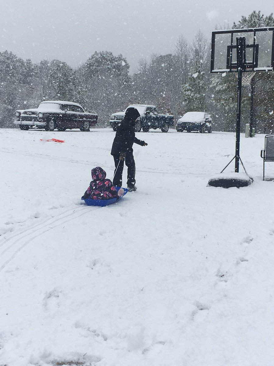 "<div class=""meta image-caption""><div class=""origin-logo origin-image wtvd""><span>WTVD</span></div><span class=""caption-text"">Enjoying a snow day in Whispering Pines! (ABC11 Eyewitness)</span></div>"