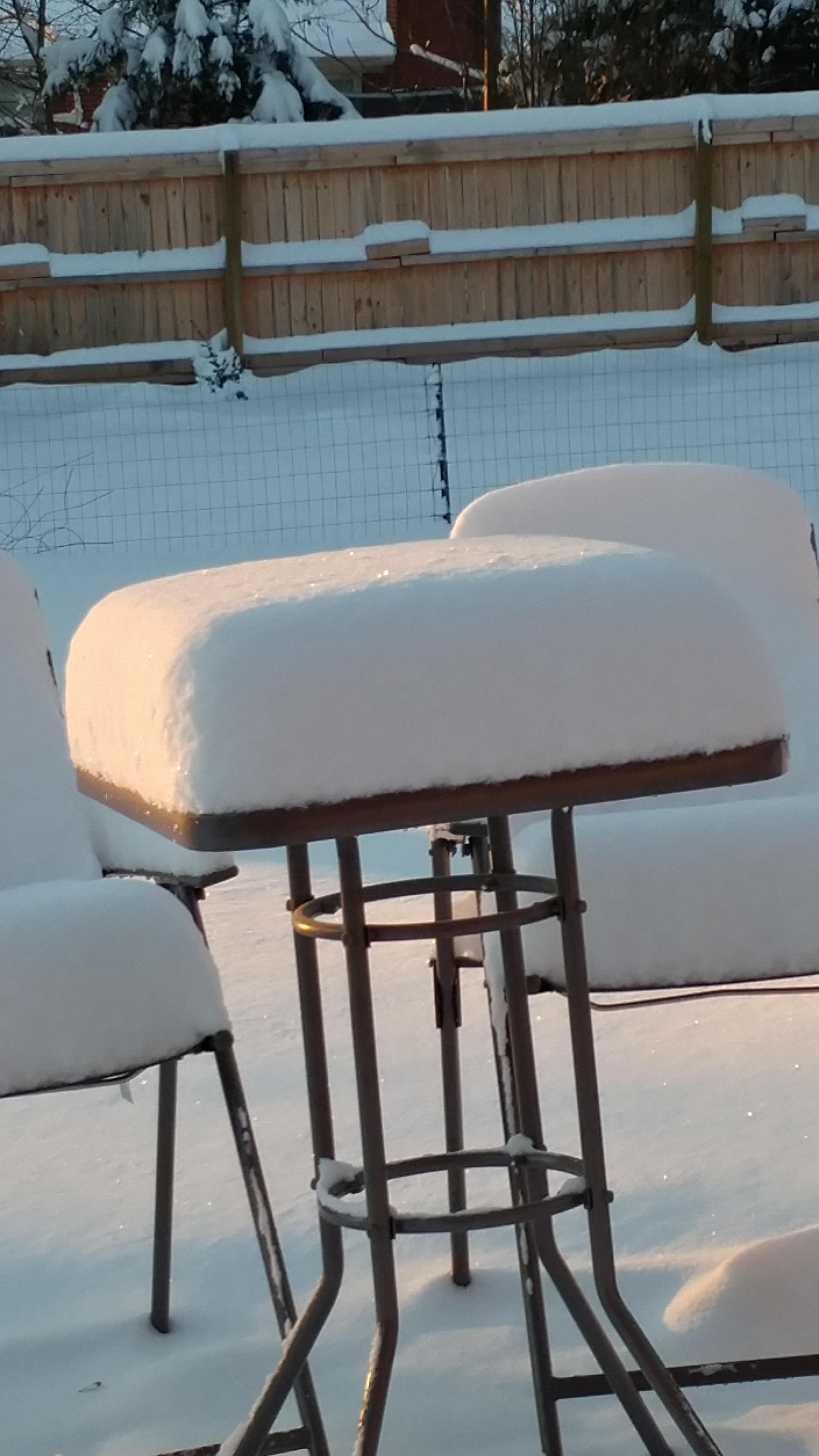 "<div class=""meta image-caption""><div class=""origin-logo origin-image wtvd""><span>WTVD</span></div><span class=""caption-text"">Look at how much snow we got here in Siler City! (Connie - ABC11 Eyewitness)</span></div>"