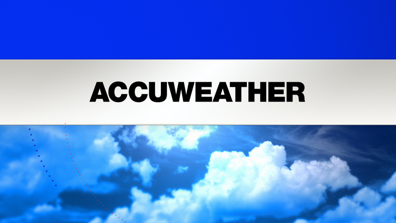 AccuWeather forecast in Tri-State area