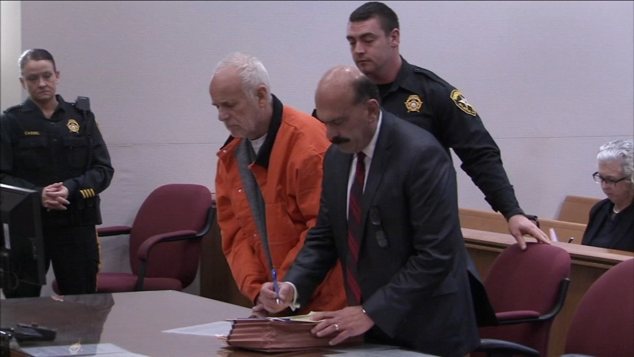 Kauffman to remain in jail awaiting trial