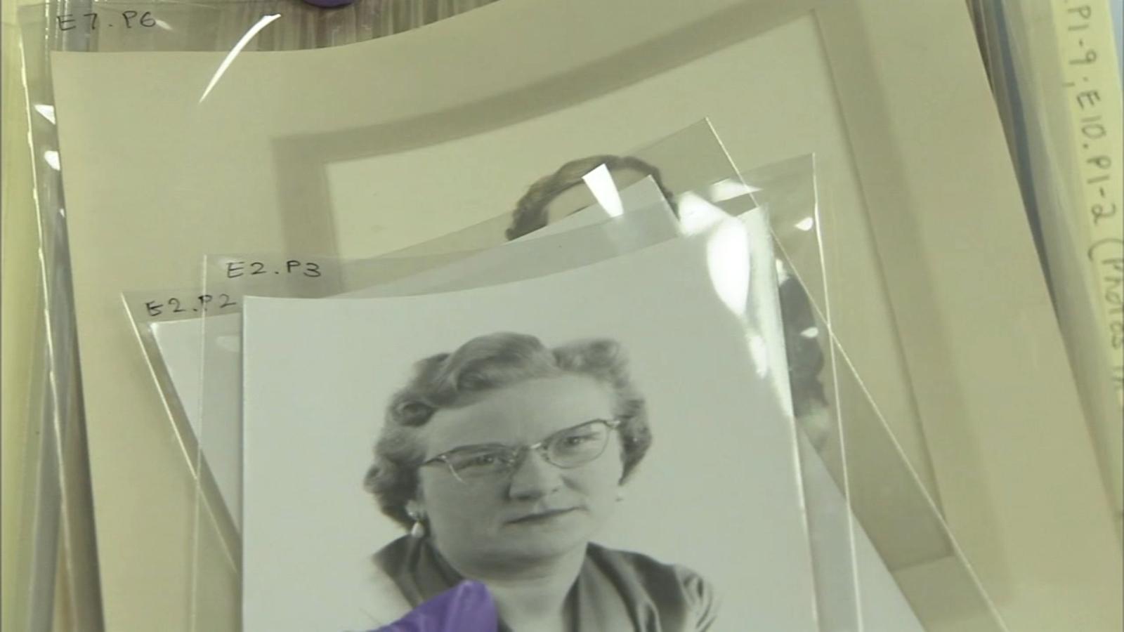 Ud Students Seek Information On Restored Photos