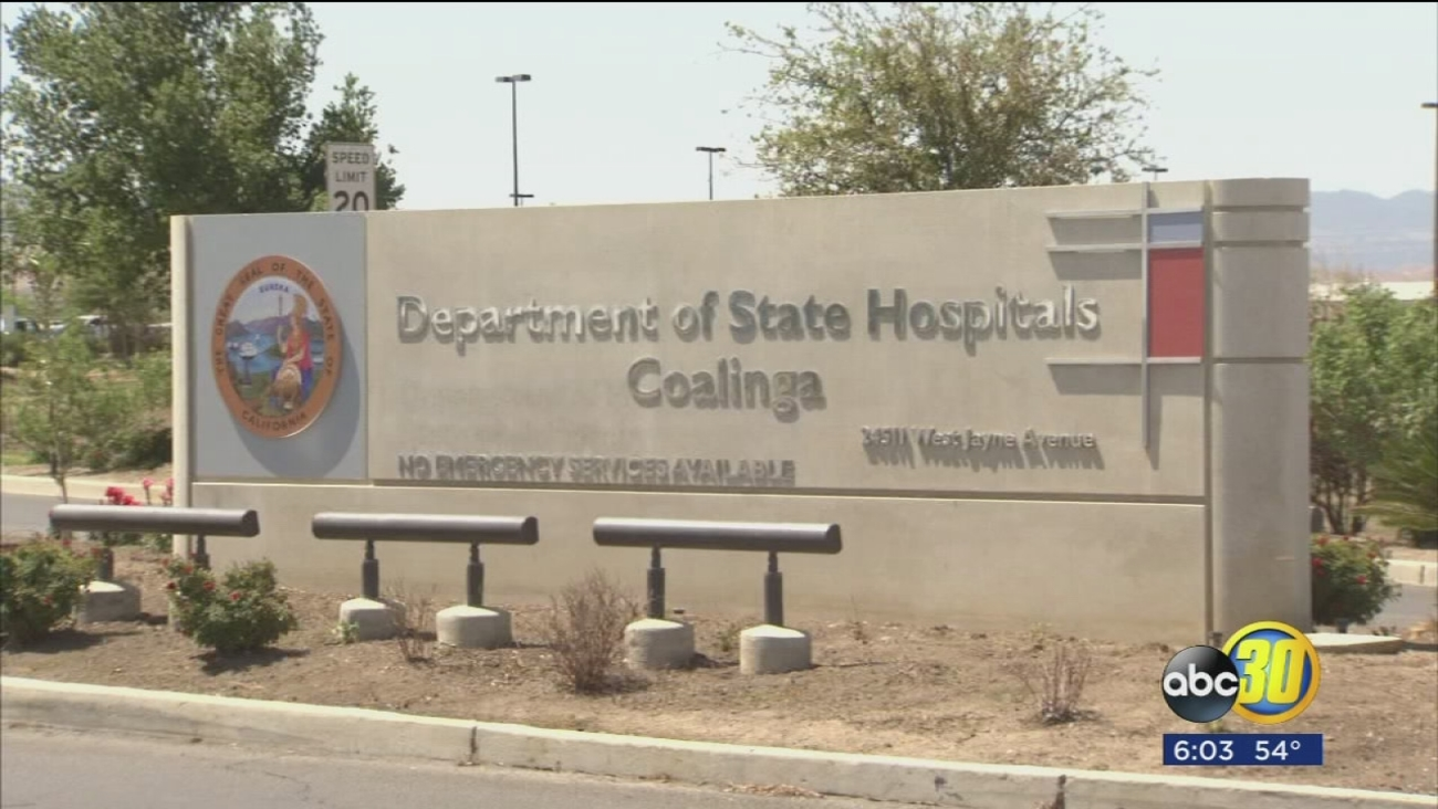 Protests at Coalinga State Hospital place building on lockdown for several days