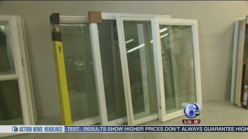 Video Consumer Reports Testing Replacement Windows