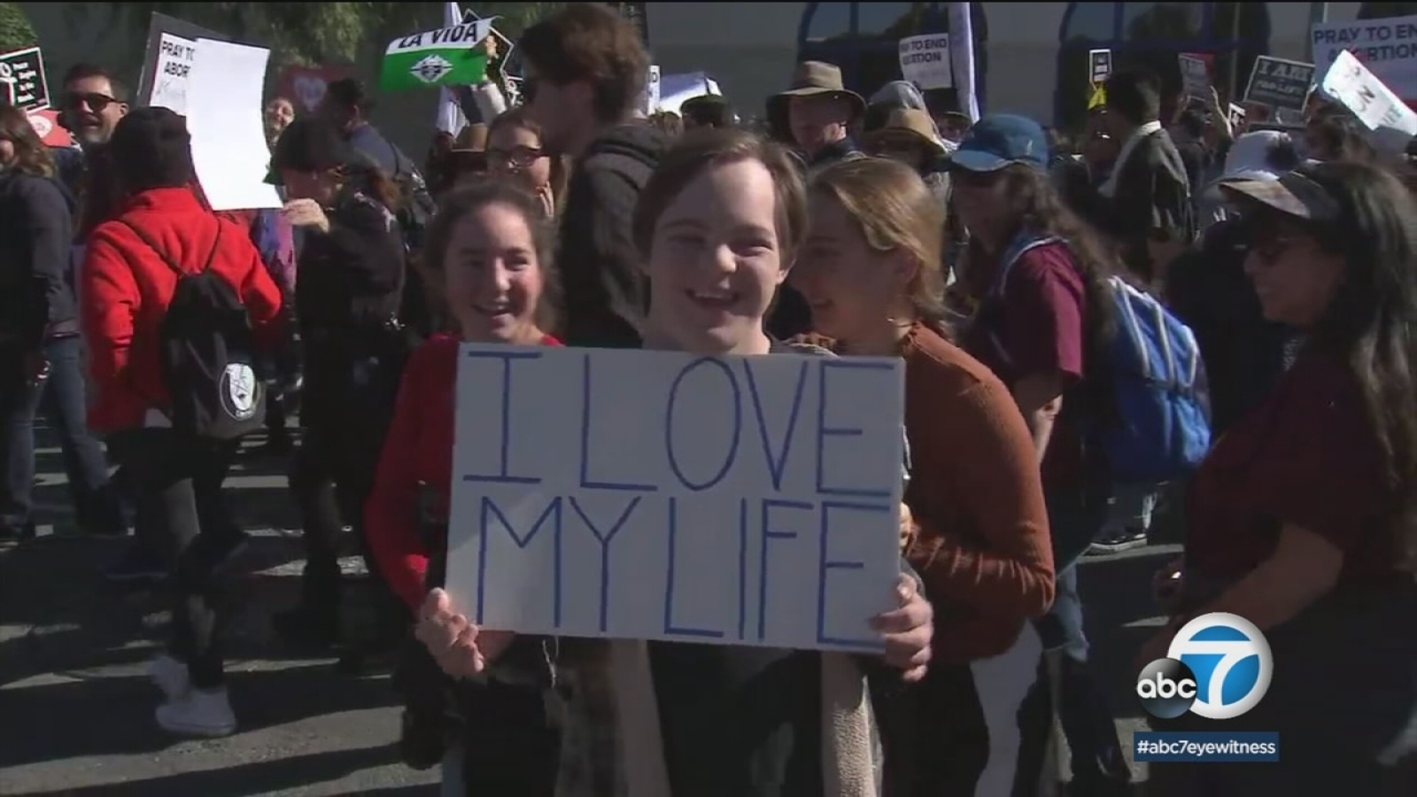 OneLife LA participants gather in downtown for 4th annual event