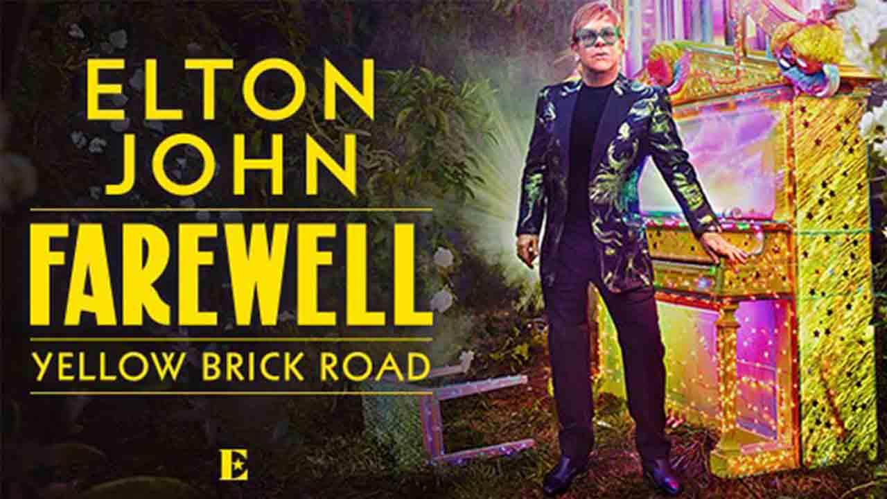 Elton John to perform in Raleigh during farewell tour