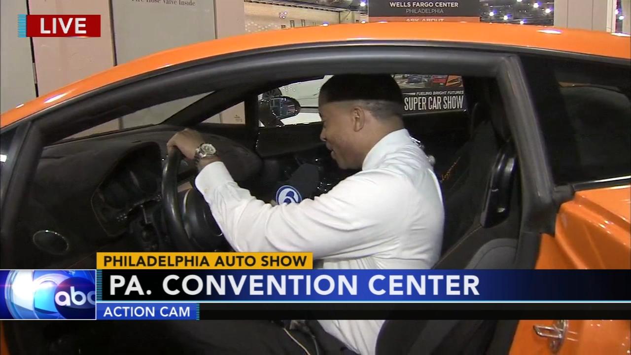 Previewing The Philadelphia Auto Show Abccom - Philadelphia convention center car show