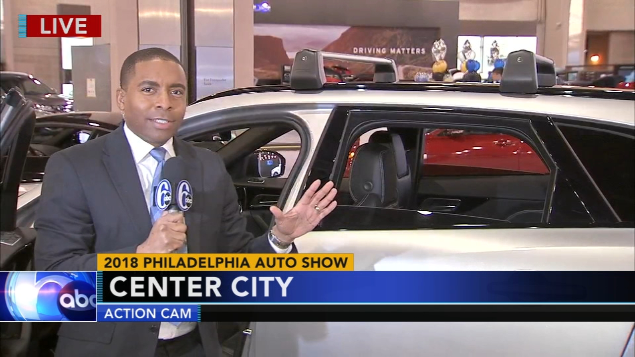 Previewing The Philadelphia Auto Show Abccom - Car show tickets 2018