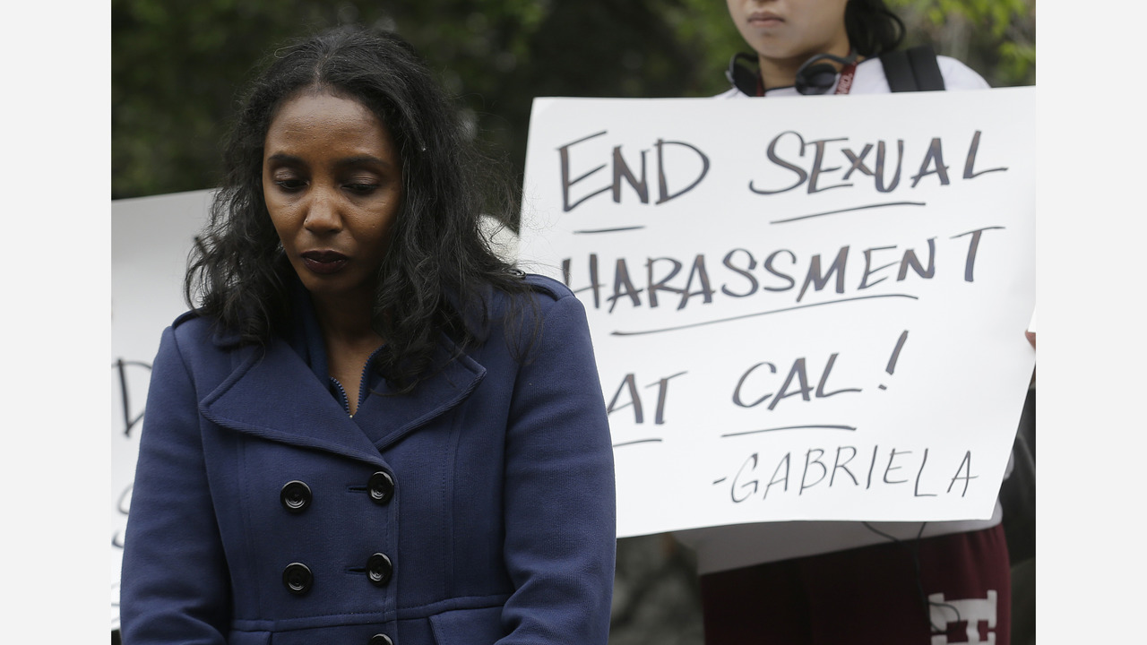 The highest settlement went to a former executive assistant at the UC Berkeley School of Law, Tyann Sorrell, who settled her sexual harassment claim against the former law school dean.