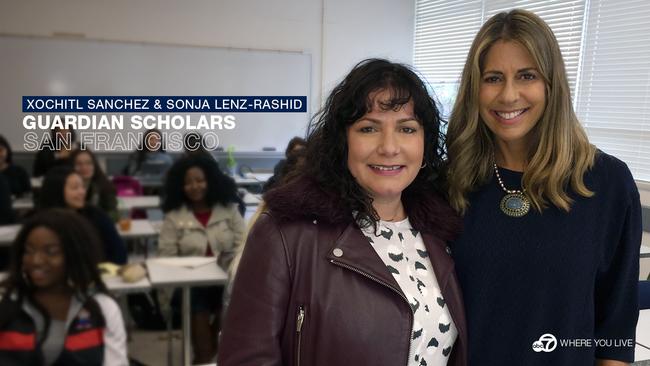 ABC7 Star Scholars program recognizing the Bay Area's top