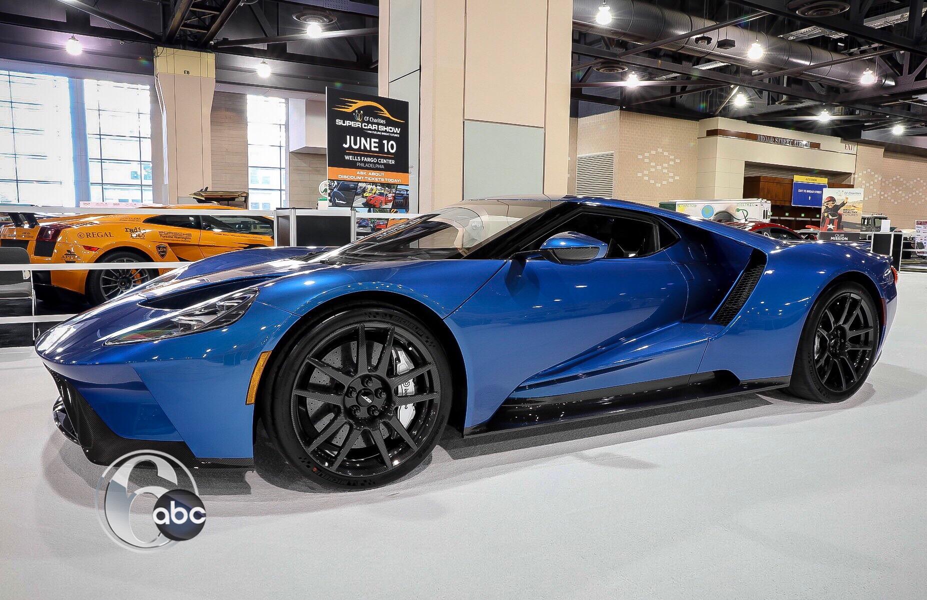 PHOTOS Philadelphia Auto Show Abccom - Where is the car show today