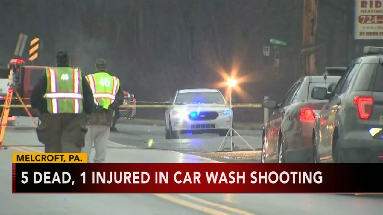 Police family say jealous shooter killed 4 at car wash 6abc solutioingenieria Image collections