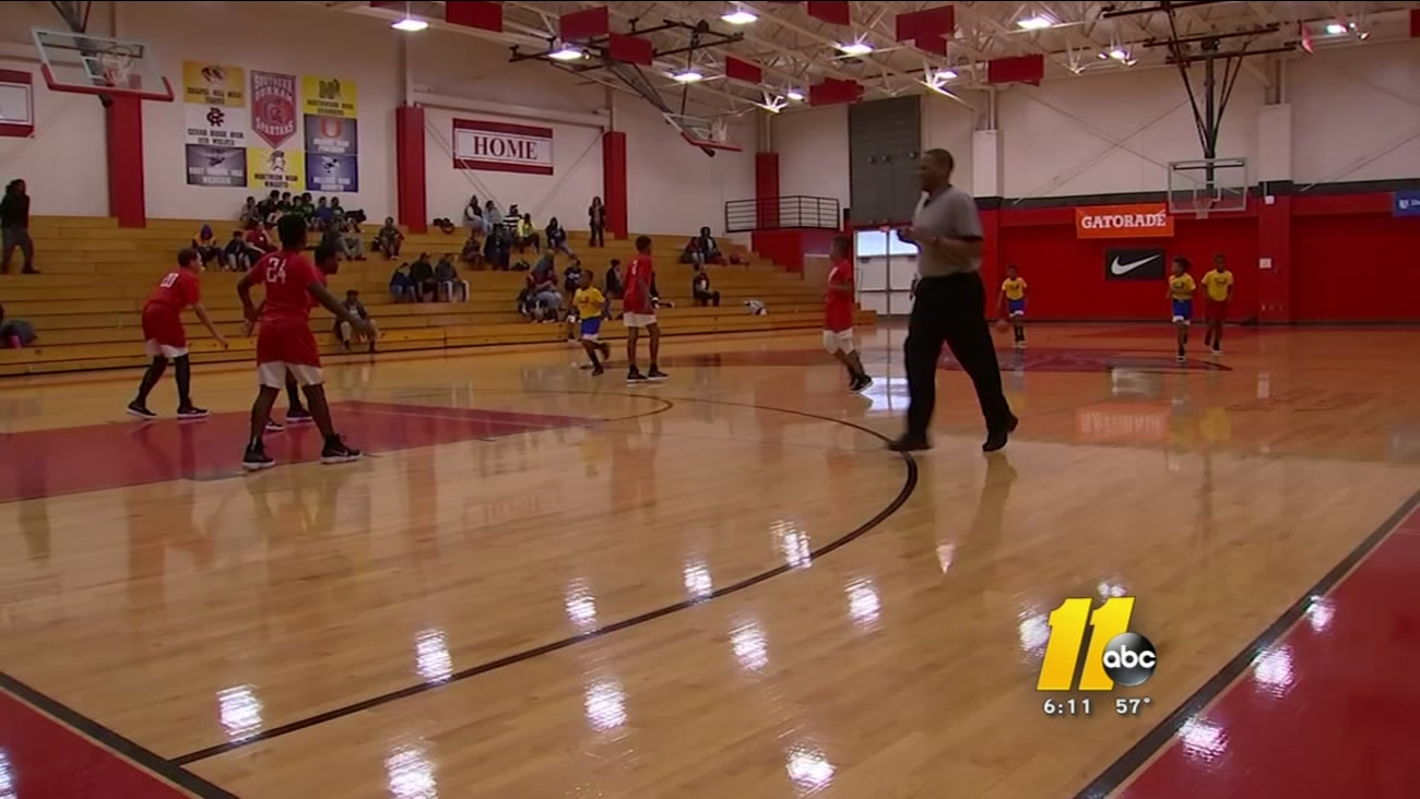 New Youth Basketball League Kicks Off In Durham Abc11 Com