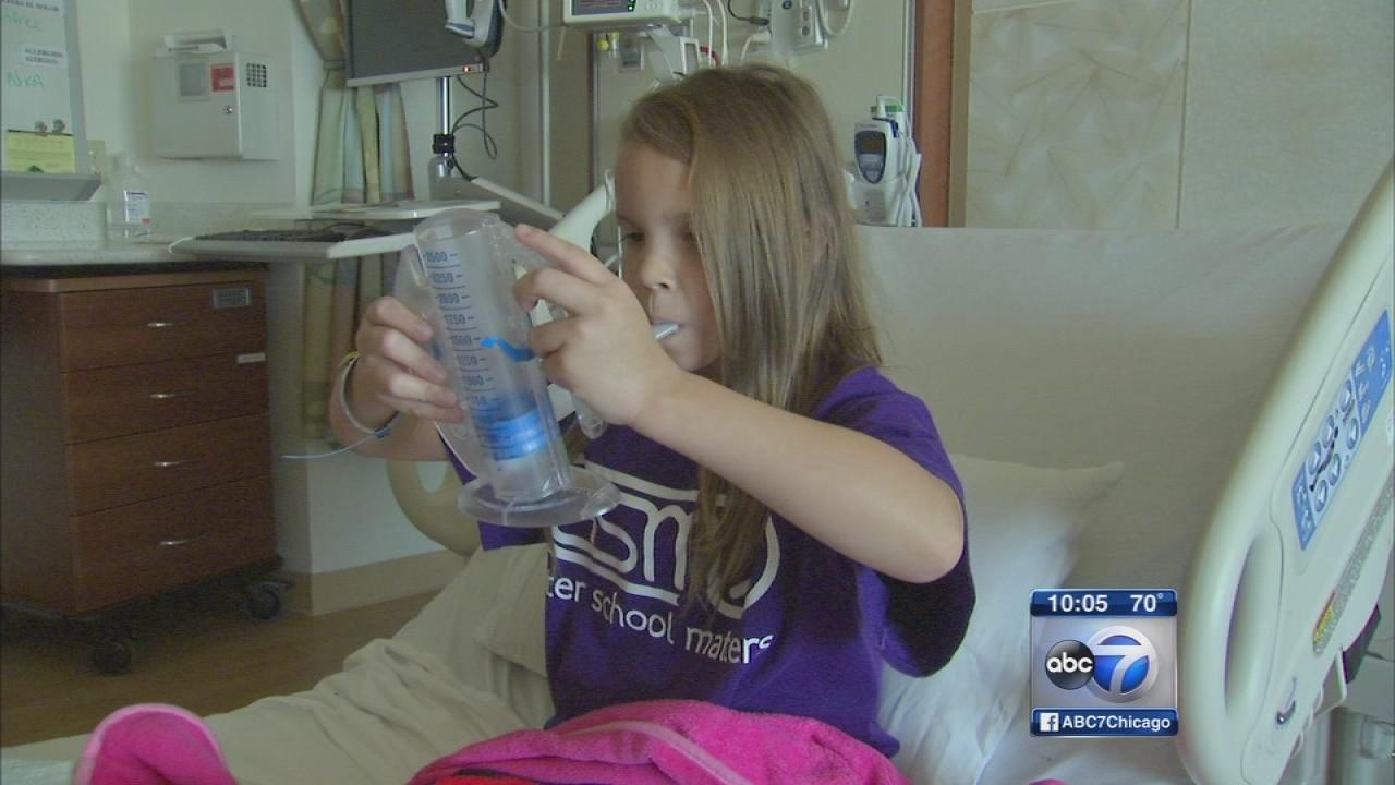 Virus sickens kids in Illinois, 9 other states