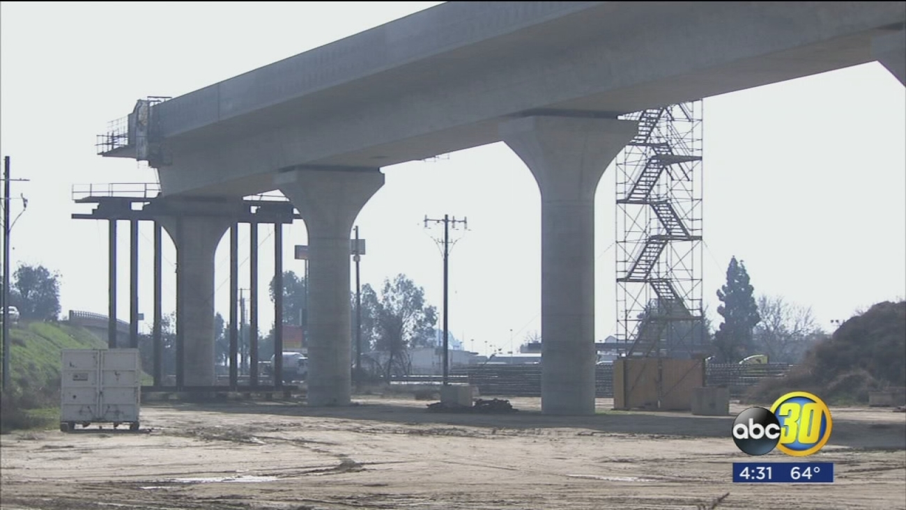 Audit request after high speed rail costs increase