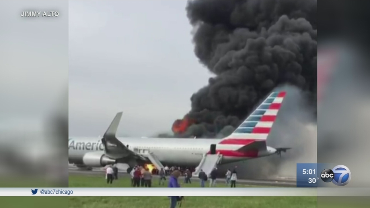 NTSB releases cause of 2016 jet engine fire at O'Hare
