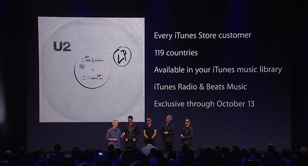 "<div class=""meta image-caption""><div class=""origin-logo origin-image ""><span></span></div><span class=""caption-text"">U2 announces the release of their new album free on iTunes. (Apple)</span></div>"