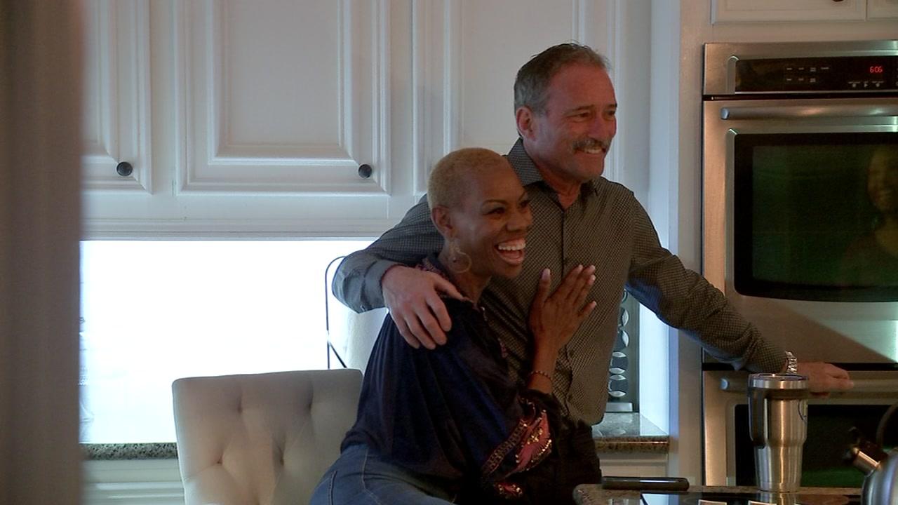 Houston Couple Explains Husbands Genuine Reaction To Wifes New